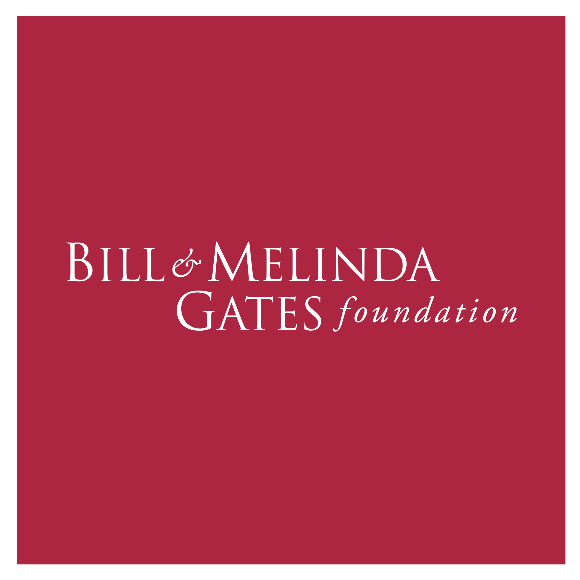 Bill and Melinda Gates Foundation
