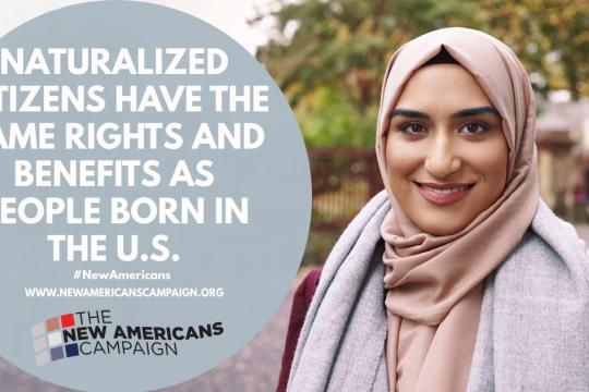 New Americans Campaign