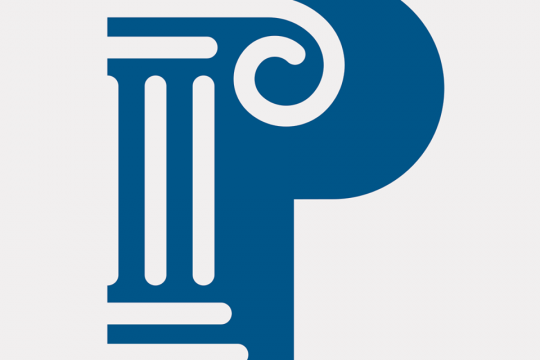 NYU School of Law Policing Project (PP) Logo
